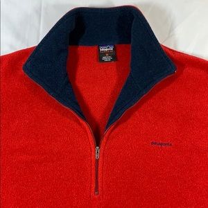 Patagonia EXPEDITION WEIGHT Capilene Zip-T Layer M